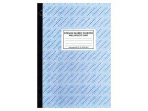 Dziennik służby ochrony wielopozycyjny