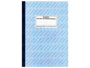 Książka ruchu materiałowego