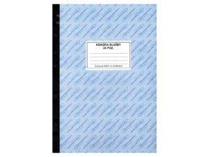 Książka służby 24 pozycyjna