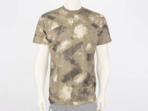 T-shirt Texar Mud-cam