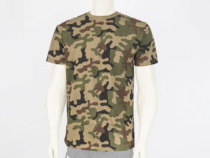 T-shirt Texar pl camo